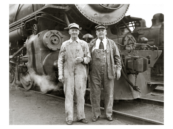 James C. Eichhorn Sr. and L.G. Griffing