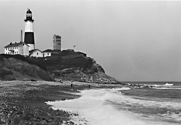 Montauk Light House 1946-47