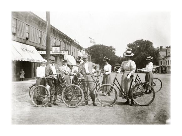 Bicycle Club in Sag Harbor